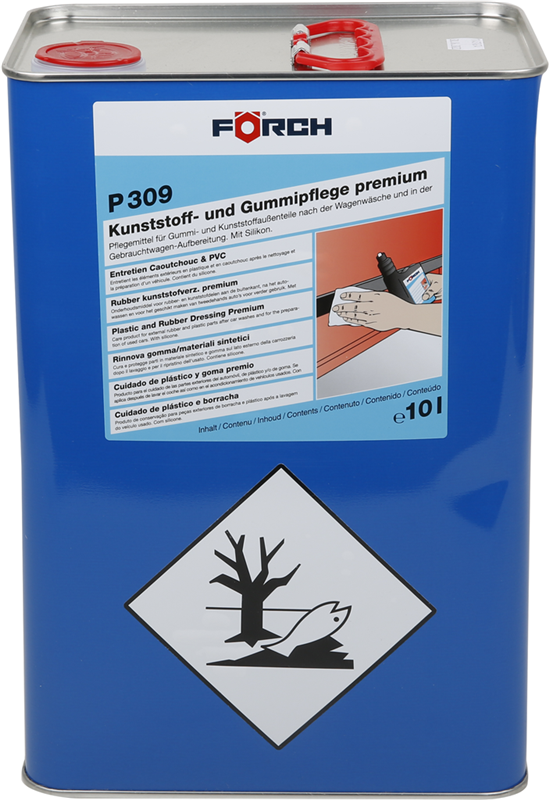 Plastic And Rubber Dressing P308